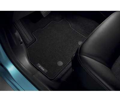Tapis de sol textile Confort Evolution Renault Mégane 2