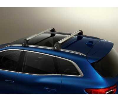 Barres de toit aluminium QuickFix - Sur barres longitudinales