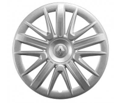 Enjoliveur eldo 14 pouces avec logo Renault