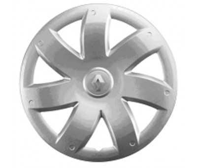 Enjoliveur tanega 15 pouces avec logo Renault