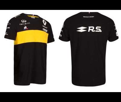 T Shirt Noir Homme F1