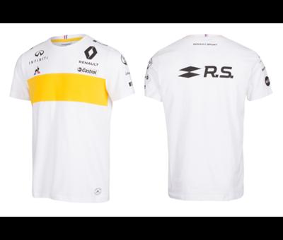 T Shirt Blanc Homme F1