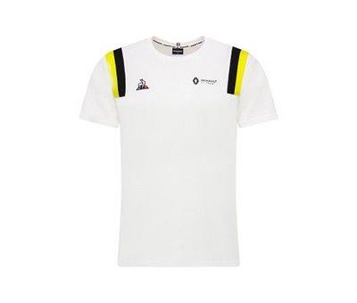 T Shirt Homme BLAN FANCF1
