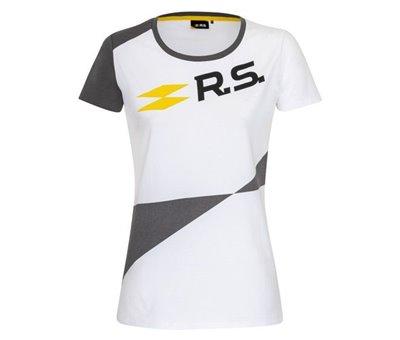 T Shirt Femme Blanc RS