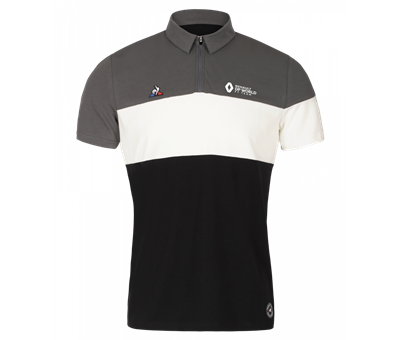 Polo Homme Gris F1