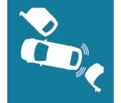 Aide au stationnement avant