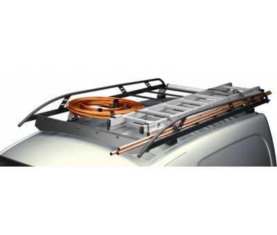 Galerie de toit acier (avec girafon L1)