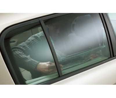 Vitrage surteinté hayon et vitres électriques arrière