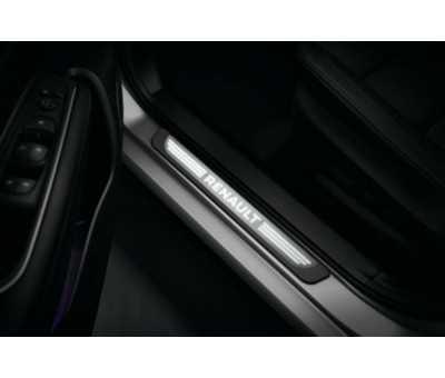 Tapis de coffre Renault Clio 4