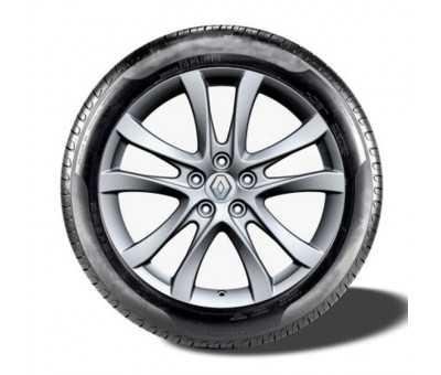 Tapis de sol textile Premium GRIS Renault Clio 4
