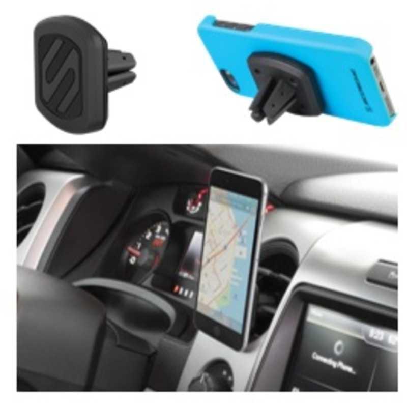 Support smartphone nomade - Sur aération - Magnétique