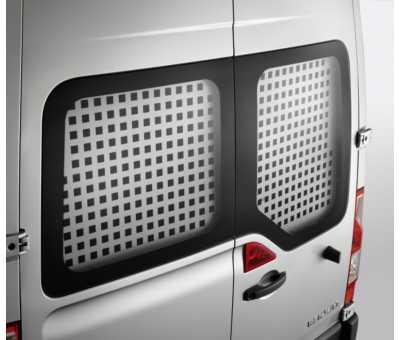 Grilles de protection de vitre arrière