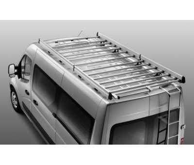 Galerie de toit aluminium (L3-H2) GAL ALU X70 L3H2
