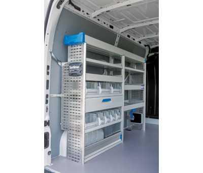 Kit Sortimo - Master L1H1 - DàG côté conducteur avec protection intérieur
