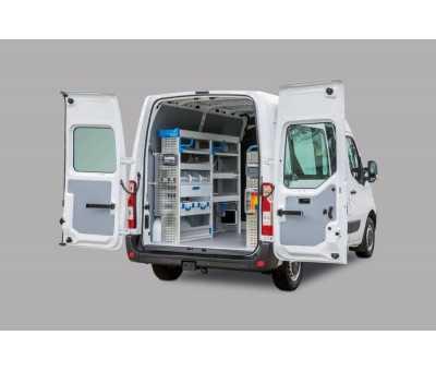 Kit Sortimo - Master L1H1 - DàG conducteur et passager avec protection intérieur