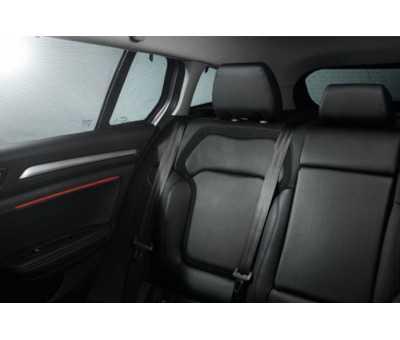 Housses de siège avant et arrière super Aqiula Renault Master 3